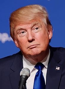 Donald Trump or Jeremy corny? The choice is yours