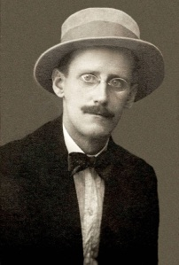 James Joyce in Zurich, 1914