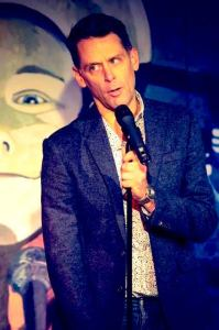"Scott Capurro: ""Are you sure you don't want to see the stand-up in rehearsal?"""