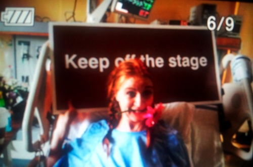 Anna Smith hospital 2013 - CUT!