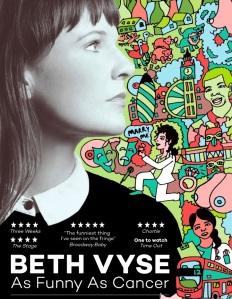 Beth Vyse - As funny As Cancer