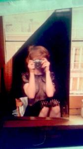 Anna Smith took this selfie in Antwerp