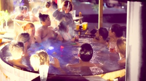 Hot tubs held their attraction for Adam Taffler