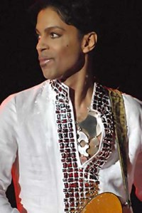 Prince in 2008 (Photo by Micahmedia)