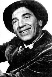 Chico Marx - interestingly naughty man