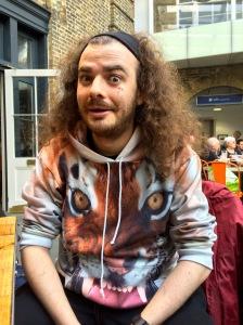 Quantum Leopard boss James Ross at King's Cross