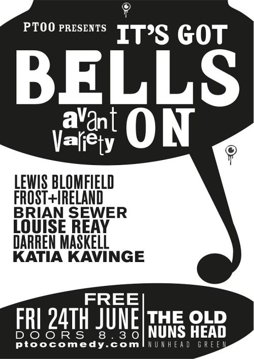 It's Got Bells On - free comedy