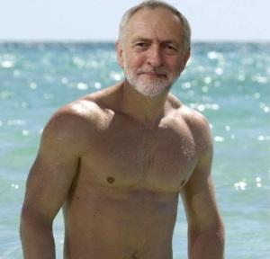 Jeremy Corbyn? Daniel Craig? John Fleming?