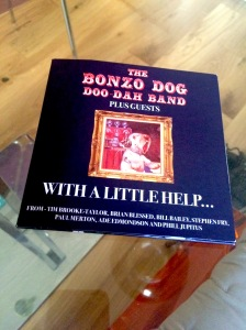 New Bonzo Dog album (not to be confused with Sir Henry)