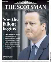 The Scotsman, 25th June 2016