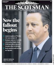 The Scotsman, 25th June 2016