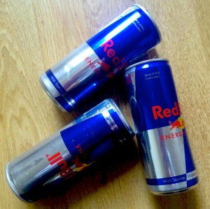 Red Bull - Not to be encouraged in Edinburgh