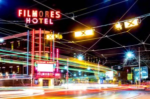The Fillmores Club in Toronto