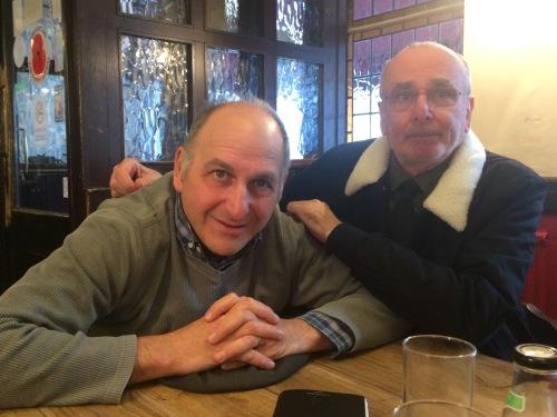 Dave Cohen & John Dowie