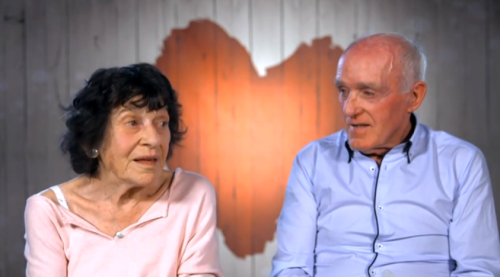 Lynn Ruth and John on First Dates