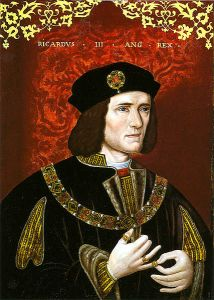Richard III - a great promoter of comedy in Leicester