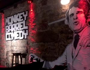 Monkey Barrel, Edinburgh