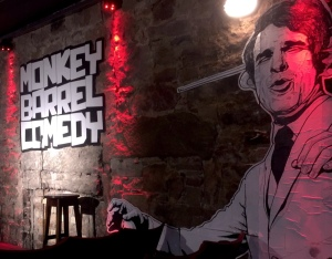 Monkey Barrel, Edinburgh