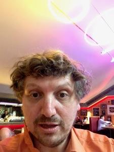 A selfie by Paul Vickers/Mr Twonkey