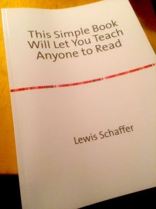 Lewis Schaffer's book
